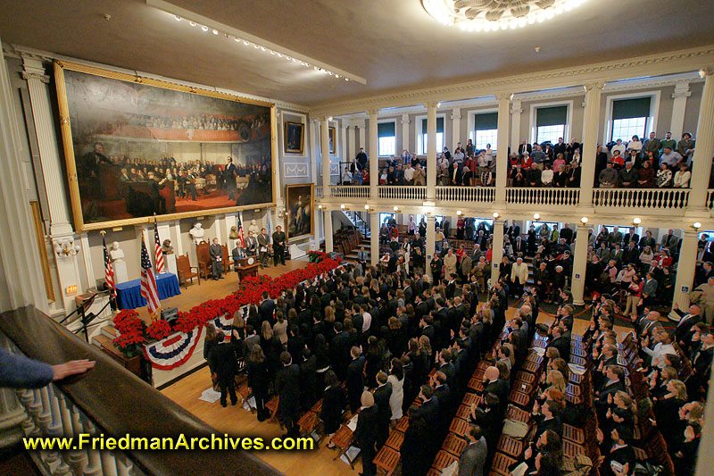 Faneuil Hall, Boston