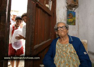 90-year-old Mother