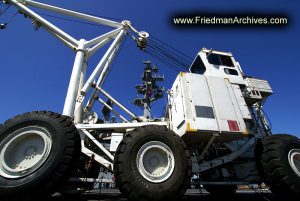 Giant Tow Truck