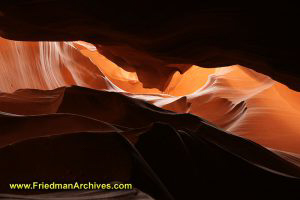 Antelope Canyon Art Shot