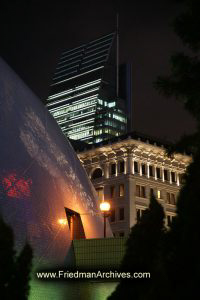 Architecture at Night