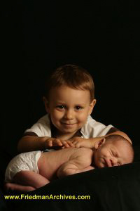 Baby and his Big Brother