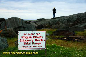 Be alert for Rogue Waves