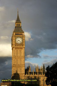 Big Ben Stock Shot