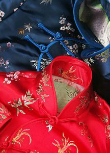 Traditional Chinese Dresses.