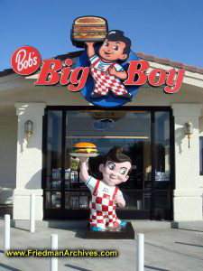 Bob's Big Boy Restaurant