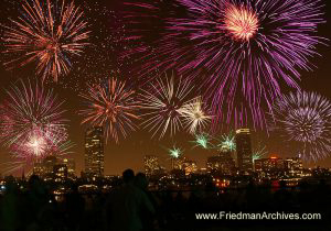 Boston-Fireworks