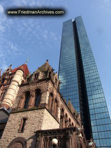 Boston-Old-Building-and-New-Building