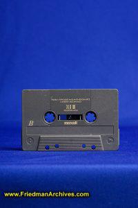Cassette Tape (Grey)