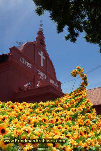 Christ Church Melaka (Melacca)