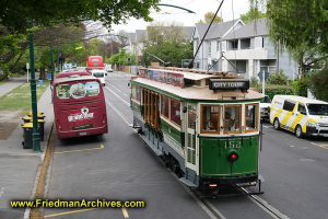 Christchurch cable cars