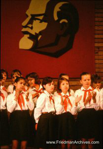 Clapping under Lenin