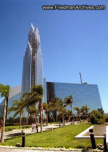 Crystal Cathedral Exterior