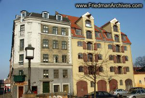 Danish Apartment Building