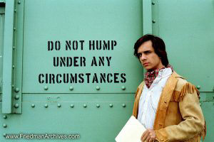 Do not Hump Under Any Circumstances