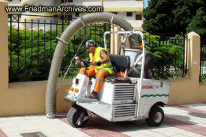 Elephant Street Sweeper