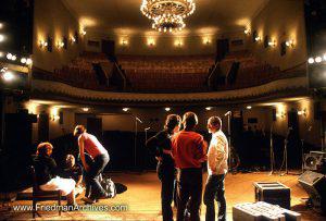 Empty Theatre House