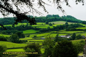 English Countryside Cartmel