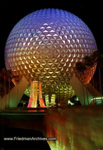 Epcot Theme Building