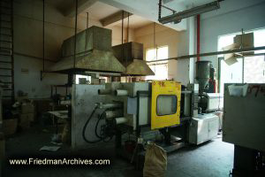 Factory - Injection Molding Machine