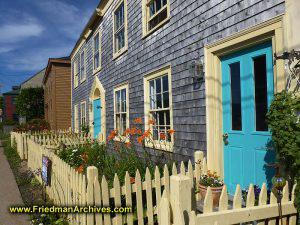 Fishing Village Homes