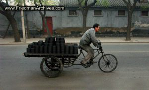 Fuel on a Bicycle