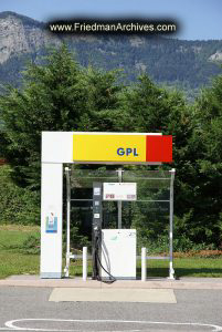 GPL Gas Pump