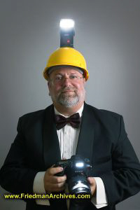 Gary Wedding Photographer Hard Hat Flash