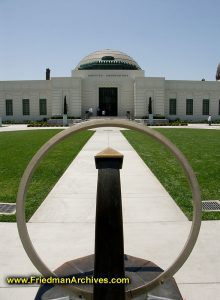 Griffith Observatory and Compass