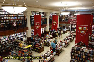 Harvard Coop Bookstore