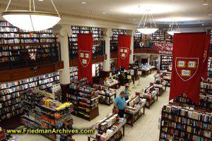 Harvard Coop Bookstore