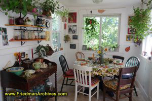Hippy Dining Room