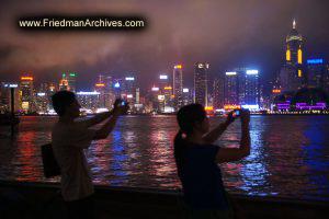 Hong Kong Tourists