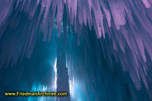 Icicles in Color