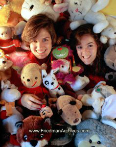 JMA w Stuffed Animals
