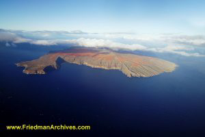 Kaho'olawe From the Air