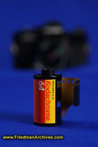 Kodachrome Roll