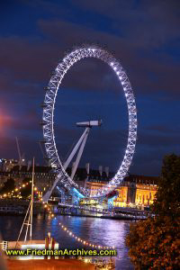 London Eye Milllineum Wheel