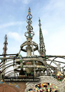 Los Angeles - Watts Towers