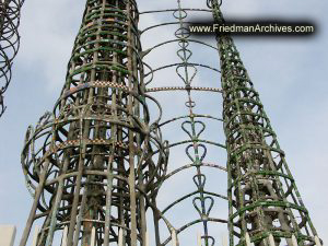 Watts Towers / PICT7936
