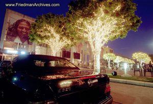 Mercedes and Lights