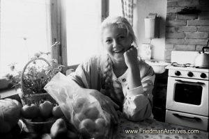 Monica in Kitchen