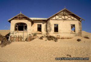 Namibia Gallery of Images Houses in Sand