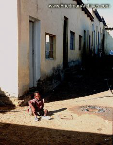 Namibia Images Boy on Street