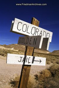 Colorado Golden Jail