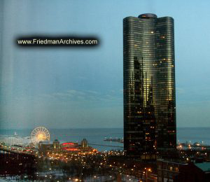 Navy Pier and Lakeshore Towers