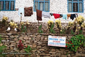 Nepal Images - Annapurna View Point