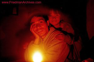 Nepal Images - December Candlelight