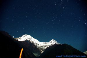 Nepal Images - Time Exposure