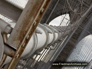 Brooklyn Bridge Suspension Cable